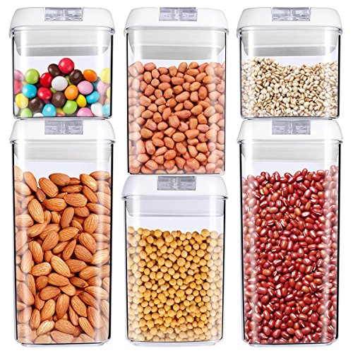100% satisfaction guarantee if you are not 100% satisfied with our products and if they donu0027t meet your satisfactions please feel free to contact our ...  sc 1 st  TakenCity & Keep Food Dry u0026 Fresh with Easy Lock u2013 MCIRCO Air-Tight Food Storage ...
