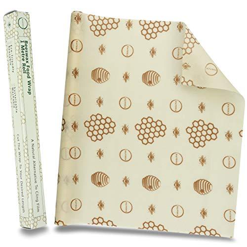 Eney Premium Organic Beeswax Food Wrap Set Of 7 Eco