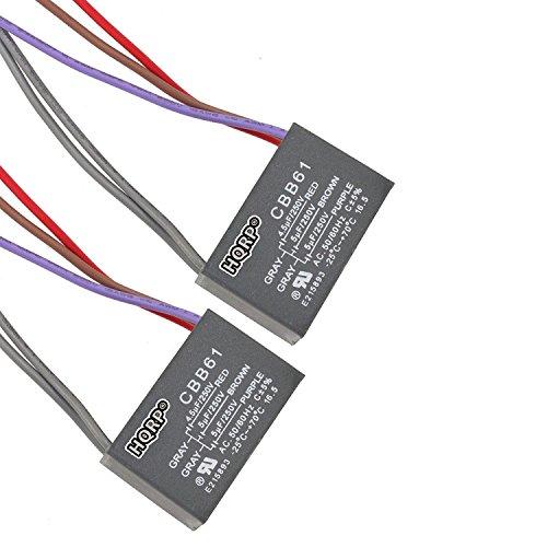 Top 10 Cbb61 Capacitor 5 Wire  U2013 Ceiling Fan Accessories